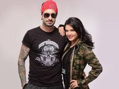 Pics: Sunny Leone and Daniel Weber steam it up in this sizzling photo shoot