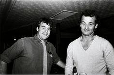 Dan Aykroyd + Bill Murray
