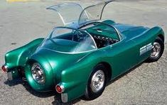 1954 Oldsmobile F-88 Convertible Concept Car... puts the Batmobile to shame!