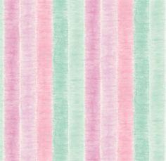 Minka Blue Tie Dye Stripe