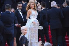 Cannes 2014 Blake Lively. Chanel