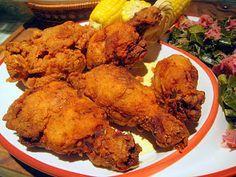 Dragon's Kitchen: Southern Fried Chicken