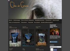 Chia de Gracia tarjoaa hevosten hyvinvointia edistäviä ja ylläpitäviä chia-siemeniä sekä muita, pääasiassa puhtaasti luonnosta saatuja lisäravinteita. Akita