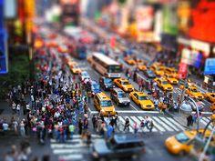 Tilt Shift Cities