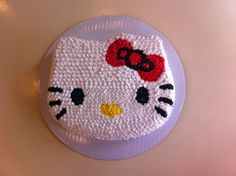 hello kitty cake by sweet aroma