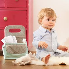 Canastilla bebé - beaba | BÉABA