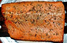 Chilled Smoked Salmon