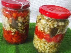 Mason Jars, Canning, Vegetables, Food, Fine Dining, Salads, Essen, Mason Jar, Vegetable Recipes