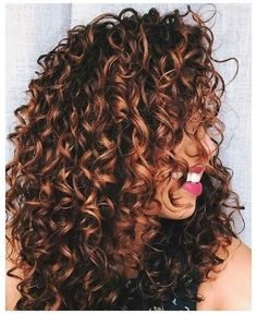 Dark Curly Hair, Colored Curly Hair, Ombre Curly Hair, Naturally Curly Hair, Dyed Hair, Curly Afro Hair, Frizzy Hair, Soft Hair, Curly Girl