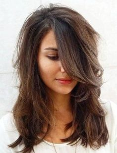 90+Sensational+Medium+Length+Haircuts+for+Thick+Hair+in+2017