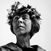 "Tove Jansson (1914-2001) was a Swedish-speaking Finnish novelist, painter, illustrator and comic strip author, famous for her ""Moomin"" children's book series. She lived with her wife, the great Finnish sculptor and graphic arts pioneer Tuulikki ""Tooti"" Pietilä, who met in art school twenties and remained together until Jansson's death more than six decades later. She had no children."