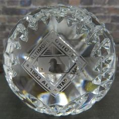 1993 #baltimore orioles all star game #waterford crystal #baseball,  View more on the LINK: http://www.zeppy.io/product/gb/2/121515329557/