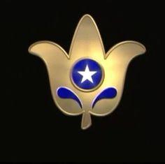 Golden Lotus symbol of SRF - Self Realization Fellowship Spiritual Figures, Spiritual Wisdom, Spiritual Awakening, Indian Saints, Saints Of India, Meditation Center, Yoga Meditation, Yogananda Quotes, Self Realization