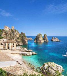 Sicile - Ile de Favignana