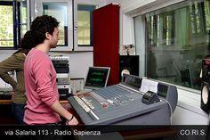 RadioSapienza in consolle