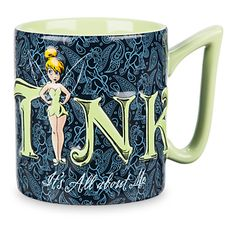 Your WDW Store - Disney Coffee Cup Mug - Tinker Bell - All About Me