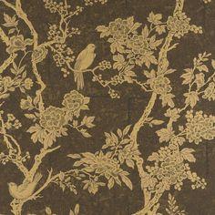 animal print wallcovering from ralph lauren home 39 s. Black Bedroom Furniture Sets. Home Design Ideas