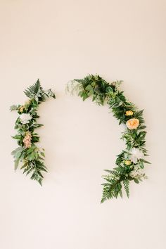 érdekes forma - interesting its form  Idyllic Floral Wedding Inspiration