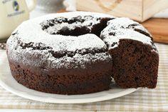 Healthy Cake, Biscotti, Allrecipes, Doughnut, Chocolate Cake, Sweet Recipes, Cheesecake, Muffin, Food And Drink