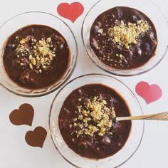 Dessert Recipes, Desserts, Chocolate Fondue, Mousse, Pudding, Sweets, Cream, Cooking, Food