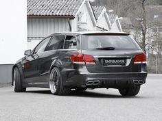 Mercedes-Benz (S212) Estate Emperador by #BINZ #mbhess #mbtuning