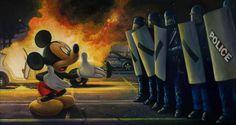 GERSTEN Geoffrey - riot-police - 2015