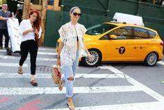 Од влечки до чизми – улична мода од улиците на Њујорк