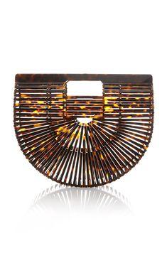 Small Acrylic Ark Bag by CULT GAIA Now Available on Moda Operandi