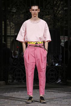 Haider Ackermann | Menswear - Spring 2017 | Look 20