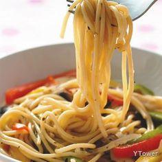野菇蔬菜義大利麵食譜 - 海菜菇蕈類料理 - 楊桃美食網 專業食譜