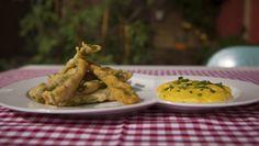 Peixinhos da Horta - receita | 24Kitchen