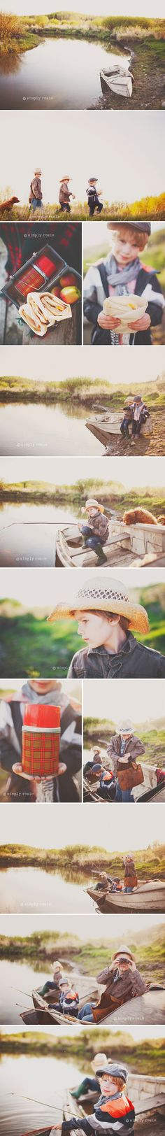little boys and their adventures- a photo shoot of your boys doing what they love best...