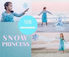 McKenna Photography   Now Booking for our Snow Princess Mini Shoot!    Limited spots available! Dates: February 12th & April 23rd Length of shoot: 20 minutes Location: Cherry Grove Beach  Packages Include Sitting fee Images listed & Print Release  Package 1: $125.00 -- 5 edited Images ( 2 Fantasy Ice Images) Total Images = 5  Package 2: $150.00 -- 8 edited Images ( 3 Fantasy Ice Images) Total Images = 8  http://ift.tt/2kNWvyJ