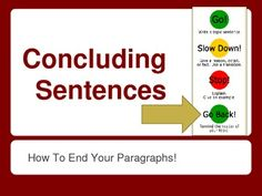 A short lesson on writing concluding sentences. I used this in my intervention class. Contains two versions of the title page - one with a Step Up to Writing graphic, and one without.