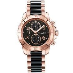 watch, chronograph – WA0223 – Women – THOMAS SABO. This dame is waiting for a new home! Just arrived and so haute,