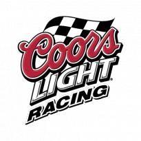 Coors Light Racing vector Logo. Get this logo in Vector format from https://logovectors.net/coors-light-racing-logo-vector/