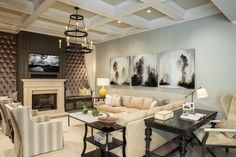 """""""New Southern"""" Remodel traditional-family-room"""