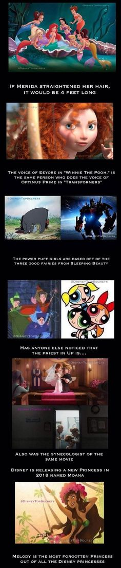 Interesting Disney Secrets