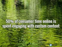 How much time do consumers spend engaging with content?