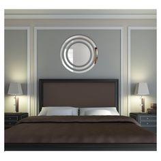 Okrúhle dekoračné zrkadlo v modernom dizajne Bathroom Lighting, Art Deco, Mirror, Furniture, Nova, Design, Home Decor, Bathroom Light Fittings, Bathroom Vanity Lighting