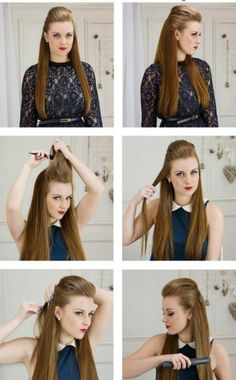 So easy hair Style