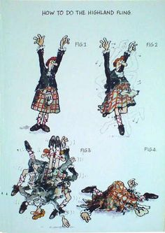 How to do the Highland Fling