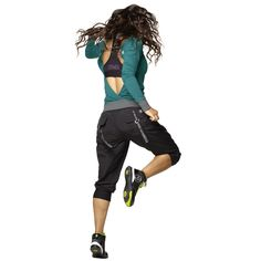 Love the cut of this Zumba top. Plus, It's 10% OFF with the shopping code DANCEDORK.