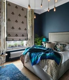 A Designer's Dramatic London Apartment in a Georgian Town House