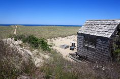Provincetown Dune Shack (Tasha), by Chris Seufert; among hundreds of amazing Cape Cod photos