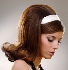 60's wedding hairstyles | 60s inspired bridal hairstyles bridal beauty by white 3 17 2013 06 26 ...
