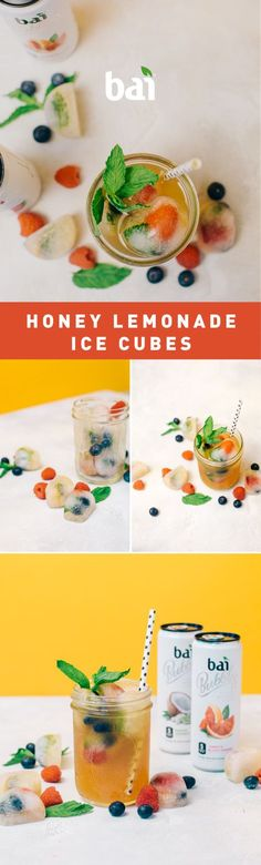 This Honey Lemonade recipe is the bee's knees that will have all your guests' buzzing about it.