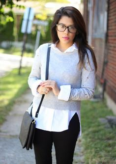 A Love Affair With Fashion : White Shirt Challenge: The Button Down #targetstyle #targetsgoneglam