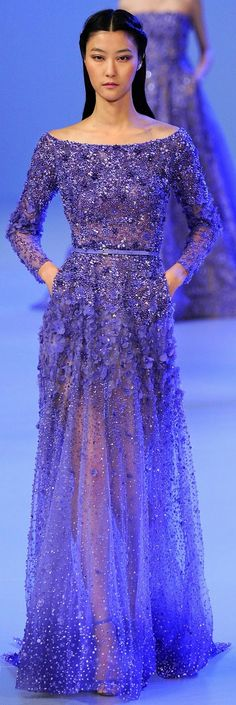 elie saab haute couture s/s 14