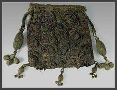 17th century sweet bag
